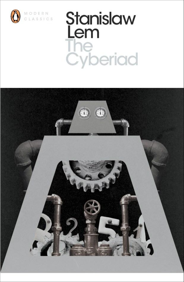 Cyberiad design by Haley Warnham