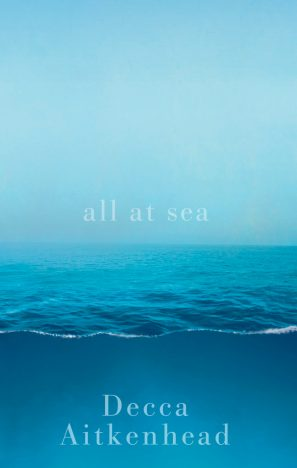 All at Sea by Decca Aitkenhead; design Anna Morrison (HarperCollins / April 2016)