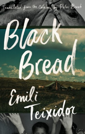 Black Bread by Emili Teixidor ; design by Zoe Norvell (Biblioasis / August 2016)