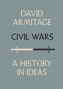 Civil Wars by David Armitage; design by Peter Mendelsund (Yale University Press / February 2017)