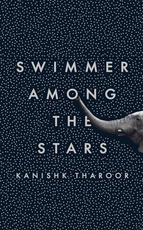 swimmer among the stars uk design by Justine Anweiler
