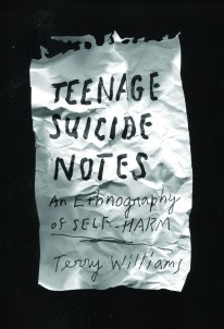 Teenage Suicide Notes design James Victore