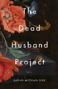 The Dead Husband Project by Sarah Meehan Sirk; design by Jennifer Griffiths (Anchor Canada / August 2017)