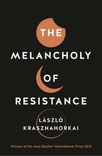 melancholy of resistance design harry haysom