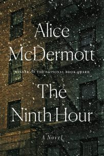 The Ninth Hour by Alice McDermott; design by Alex Merto (FSG / September 2017)