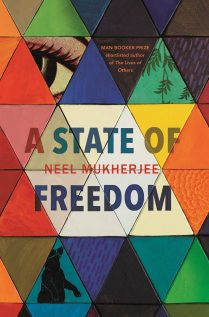 A State of Freedom by Neel Mukherjee; design by Suzanne Dean (Chatto & Windus / September 2017)