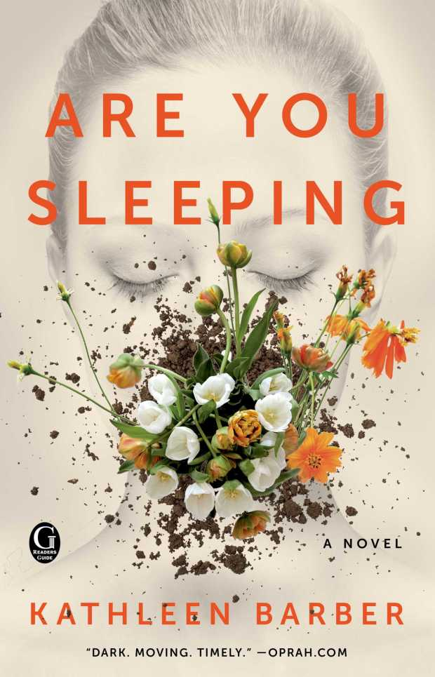 Are You Sleeping By Kathleen Barber Design Laywan Kwan Galley March 2018