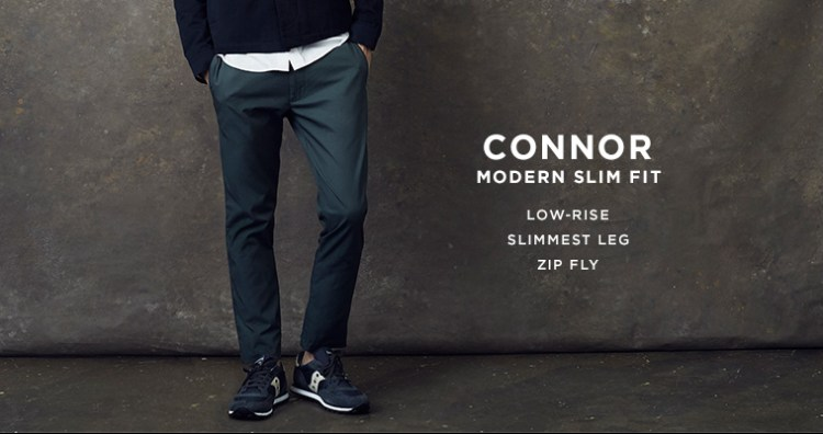 Connor Modern Slim Fit