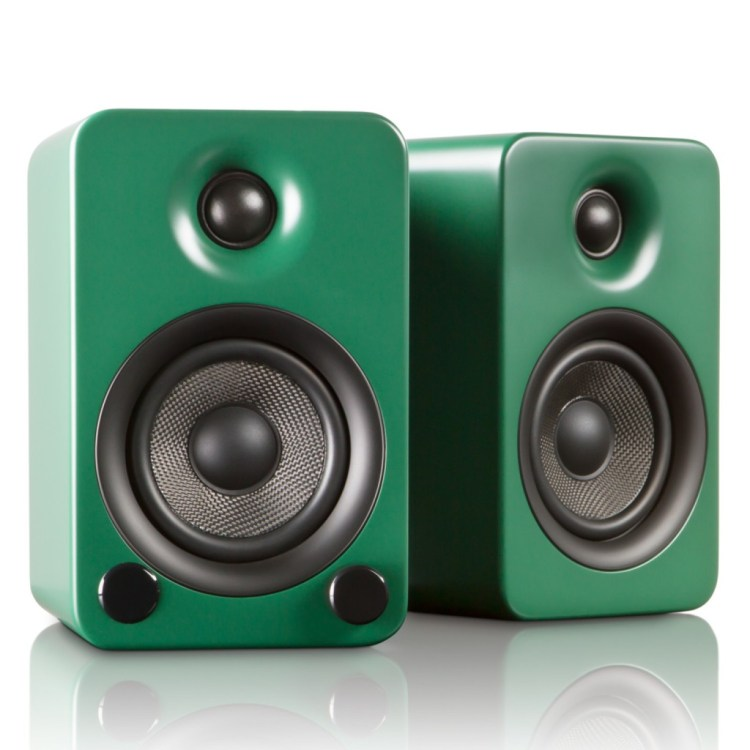 Kanto Speakers Set Green