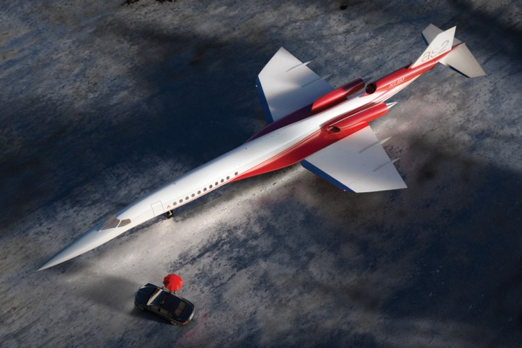 Aerion AS2 In The Air 2