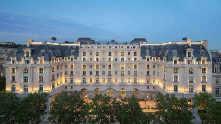 Peninsula Hotel Paris