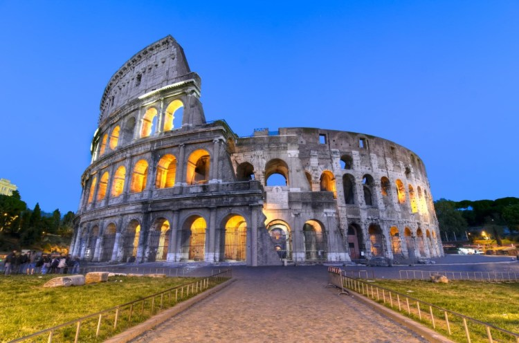 Amazing Photos from Top European Cities - Rome