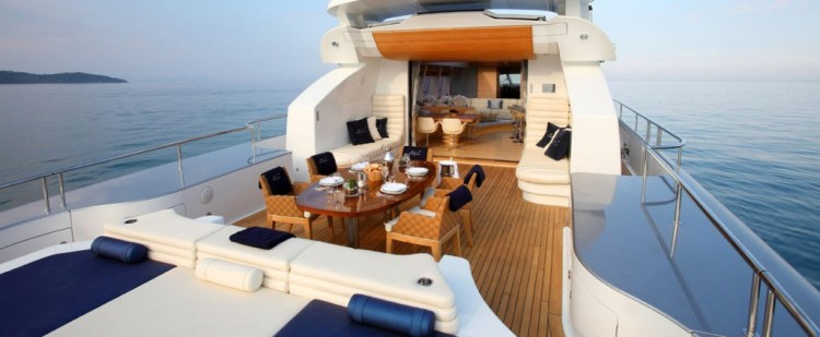 Aerocruiser 38 II from Danish Yachts Outdoor Patio
