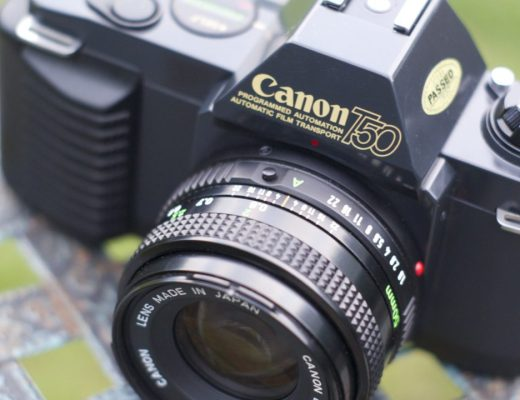 Canon T50 Review