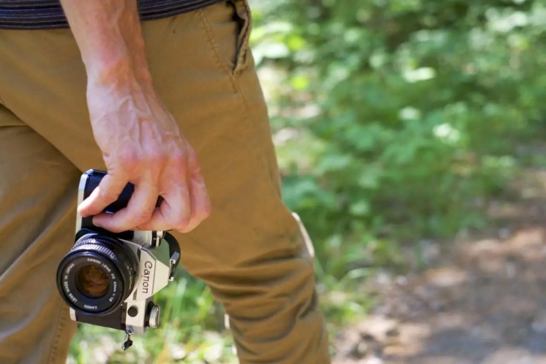 Canon AE-1 in the Wild