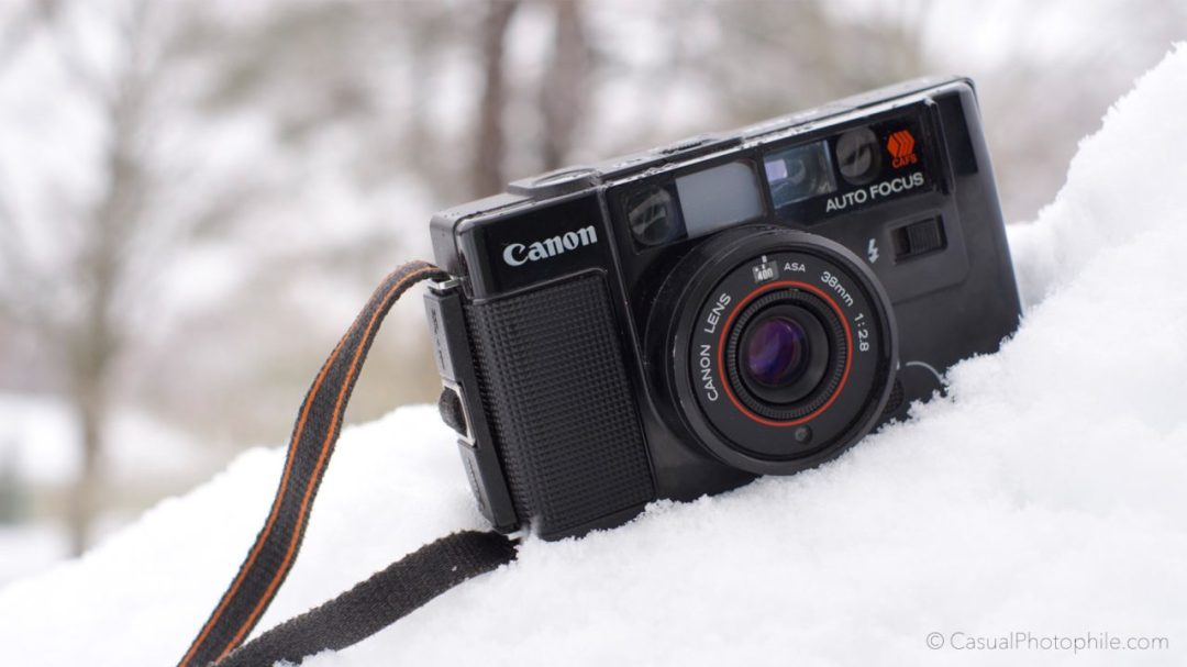 Canon AF35M Review 2