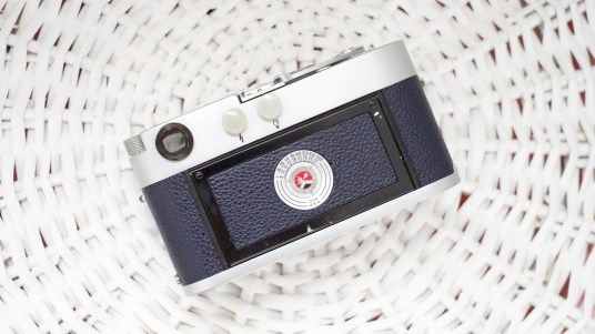 Leica M2 Vulcanite Replacement 6