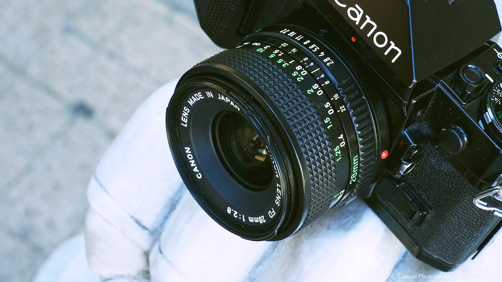 Canon FD 28mm F/2 8 - Lens Review - Casual Photophile