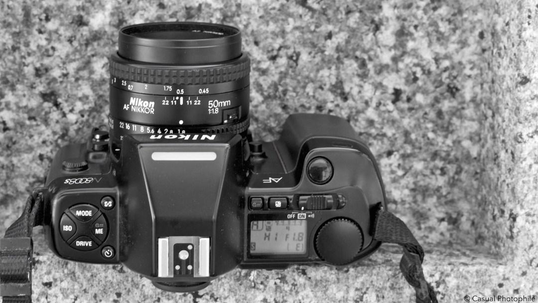 Nikon N8008s Review 6