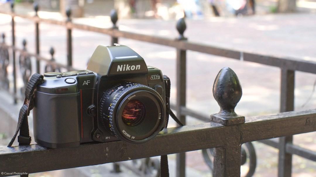 Nikon N8008s Review 9