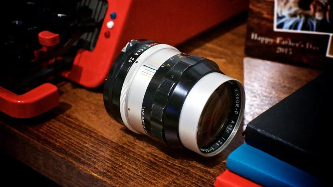 Nikon Nikkor 105 F 2.5 Lens Review 2