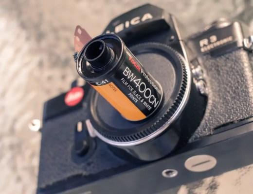 Kodak BW400CN Film Profile 1