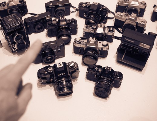 how to choose first film camera