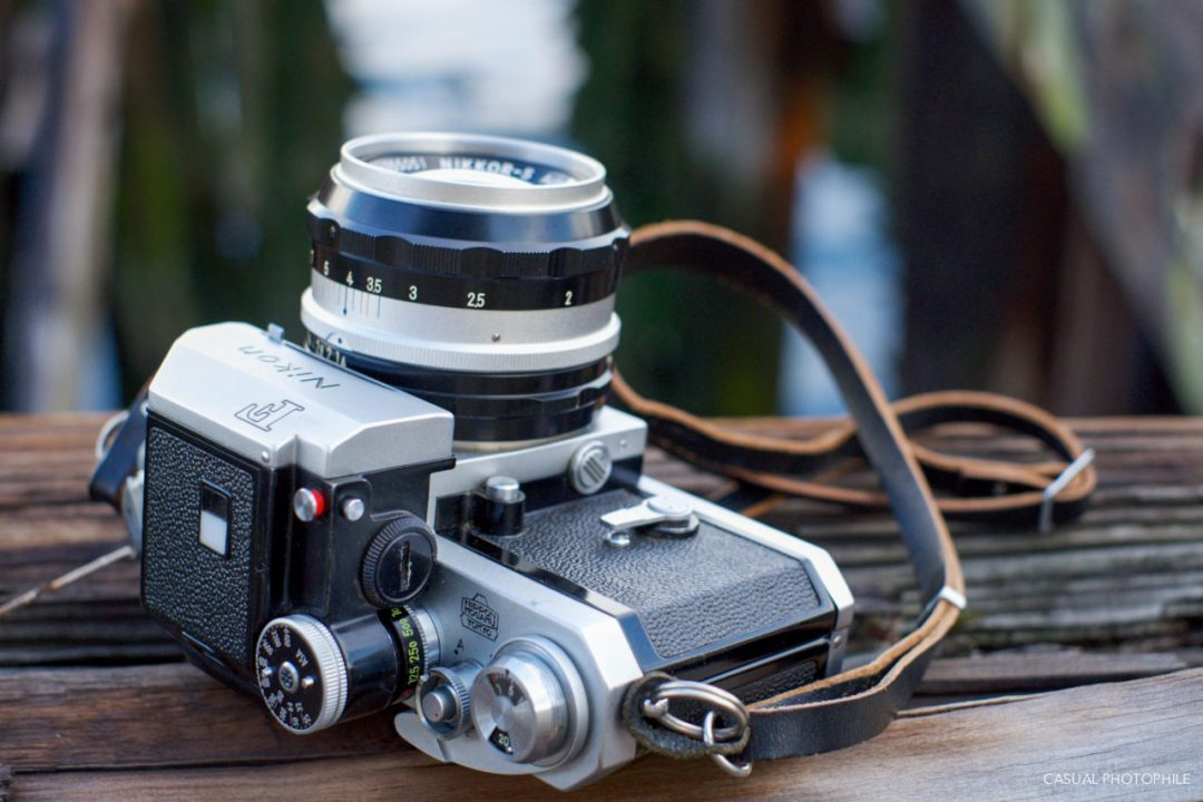 nikon F Camera Review (2 of 5)