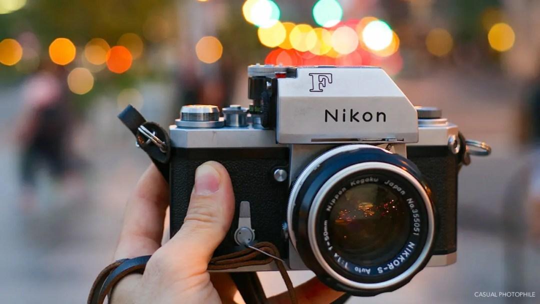 nikon F Camera Review (3 of 5)