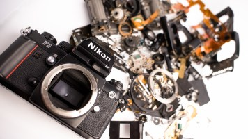 Nikon F3 Schematic Exploded View (1 of 1)