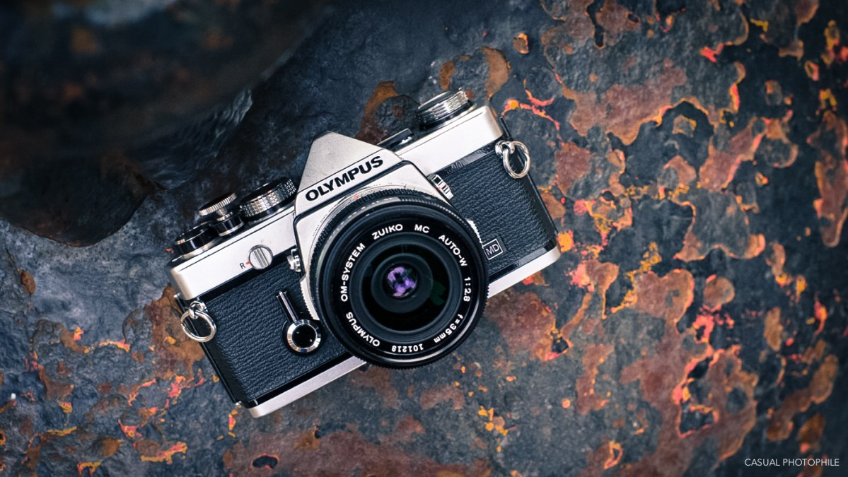 Olympus Om 1 Camera Review Casual Photophile