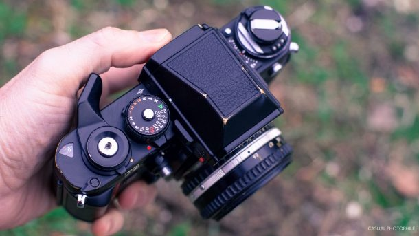 Nikon F3 Camera Review (5 of 11)