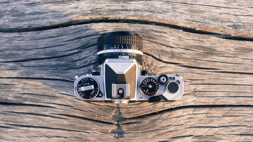 Nikon FE Film Camera Review (2 of 4)