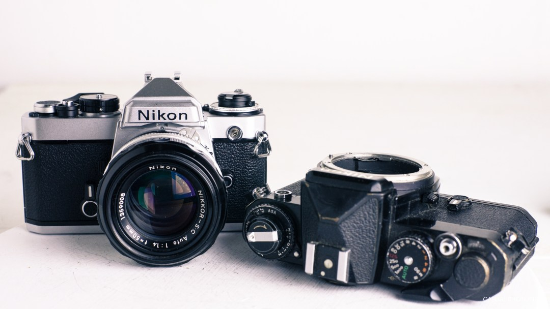 Nikon FE Film Camera Review 22