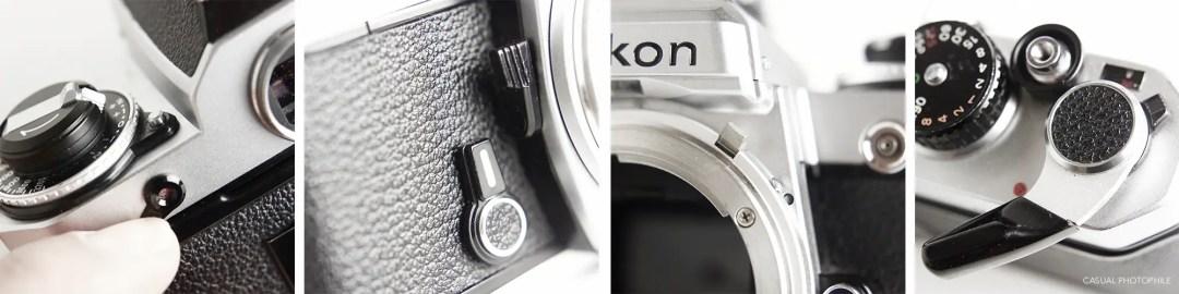 Nikon FE Film Camera Review (4 of 4)