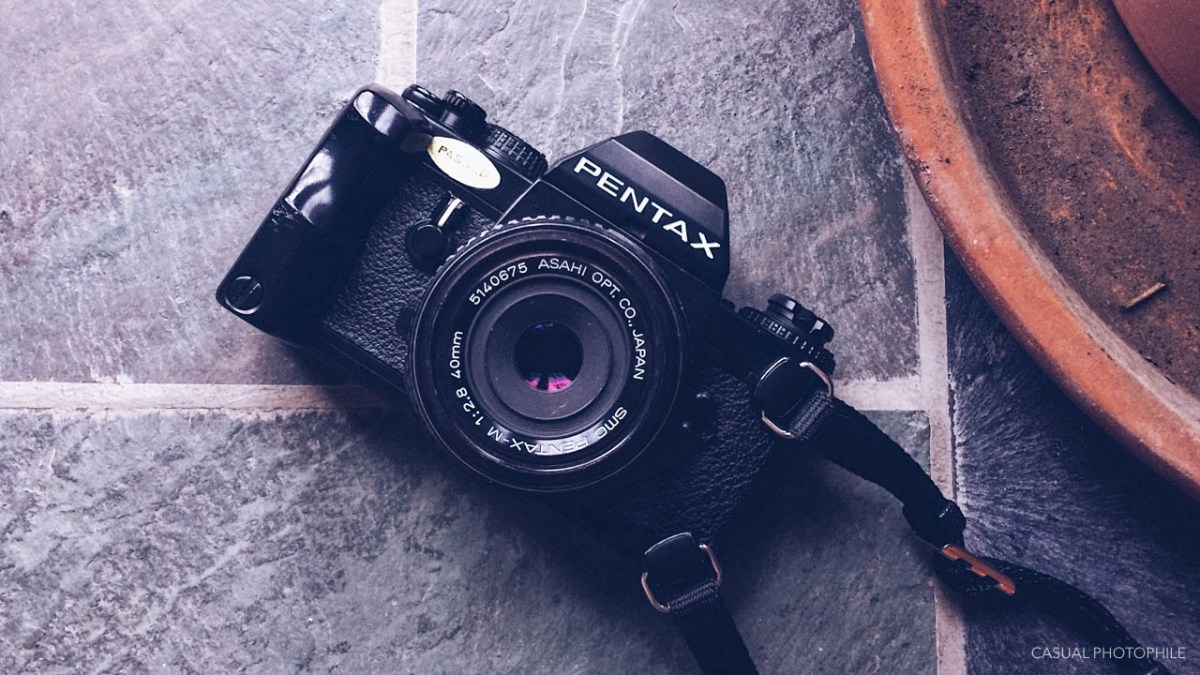 Pentax LX Camera Review - The Best Professional 35mm SLR Around