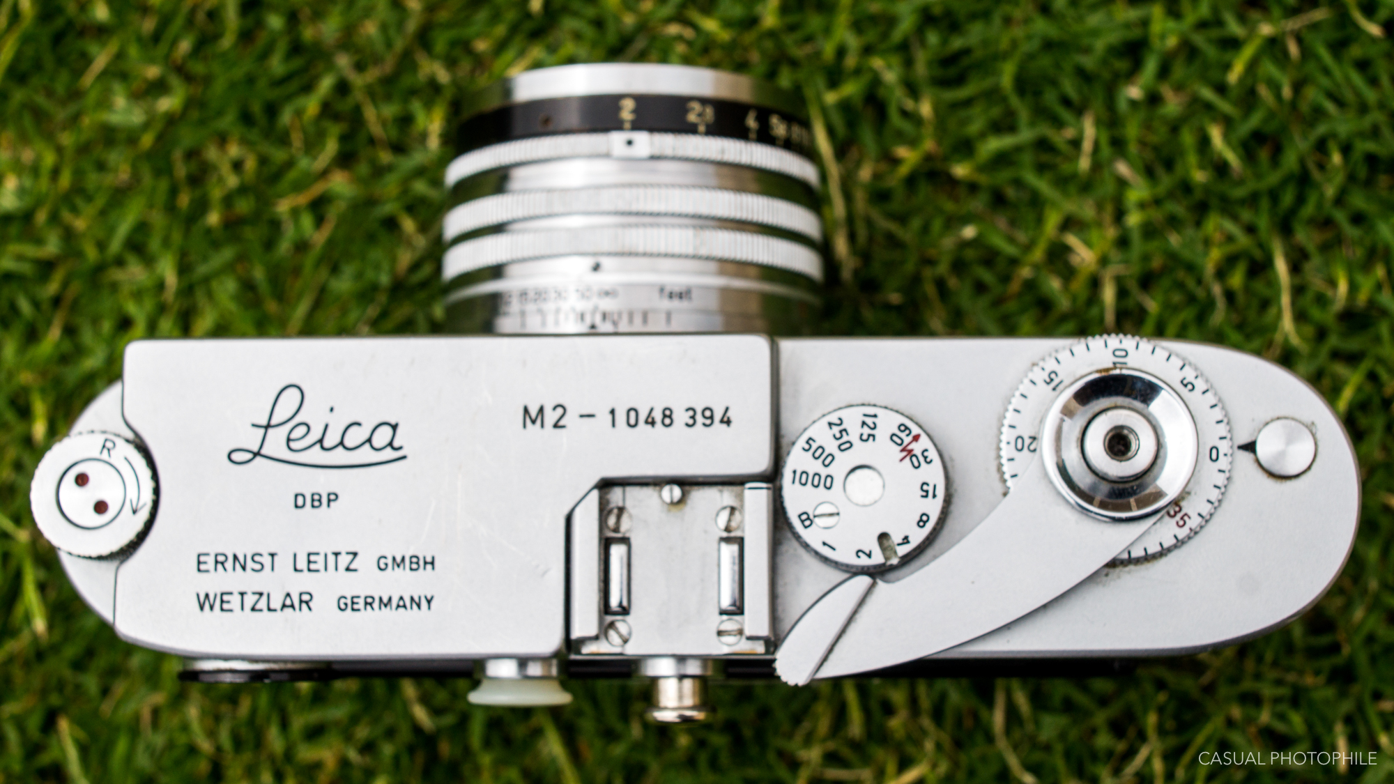 4 Reasons Why the Leica M2 is Better Than the M3