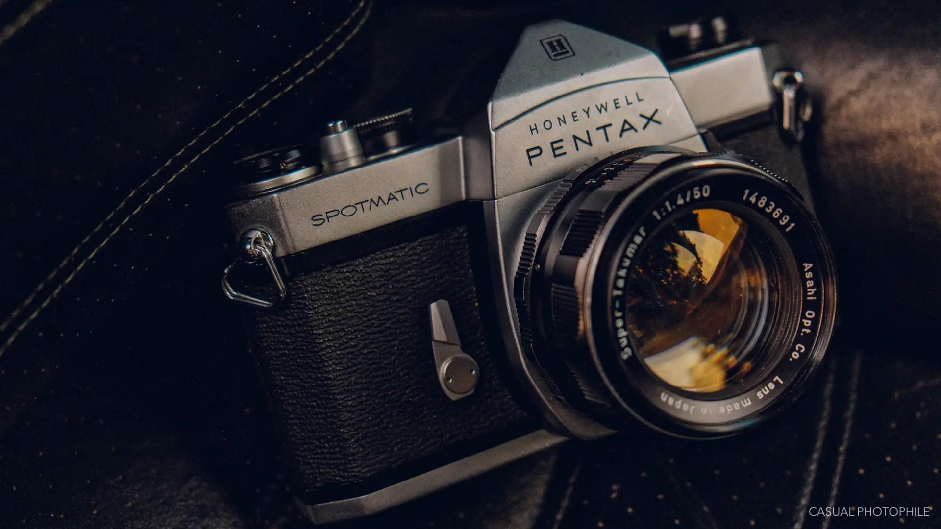 Pentax Super Takumar 50mm F/1 4 M42 Mount Lens Review