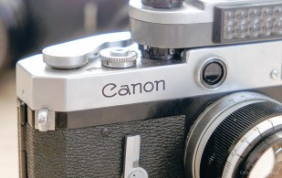 canon P camera review 35mm film rangefinder-1