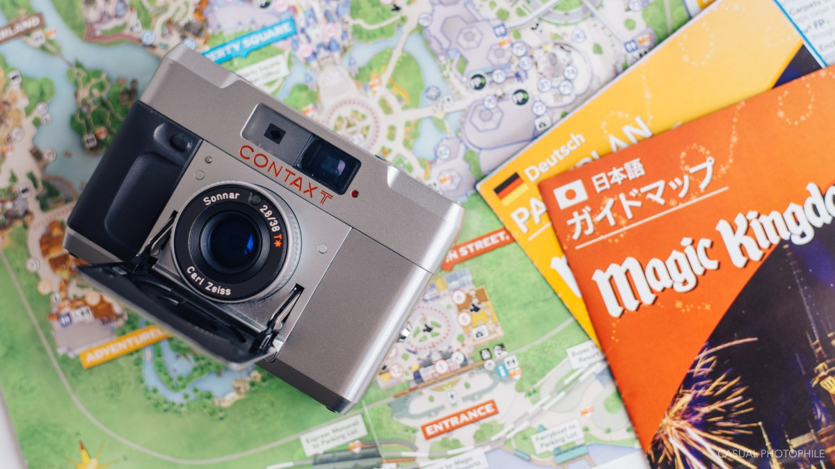 Five Amazing Film Cameras for Travel - Part 2