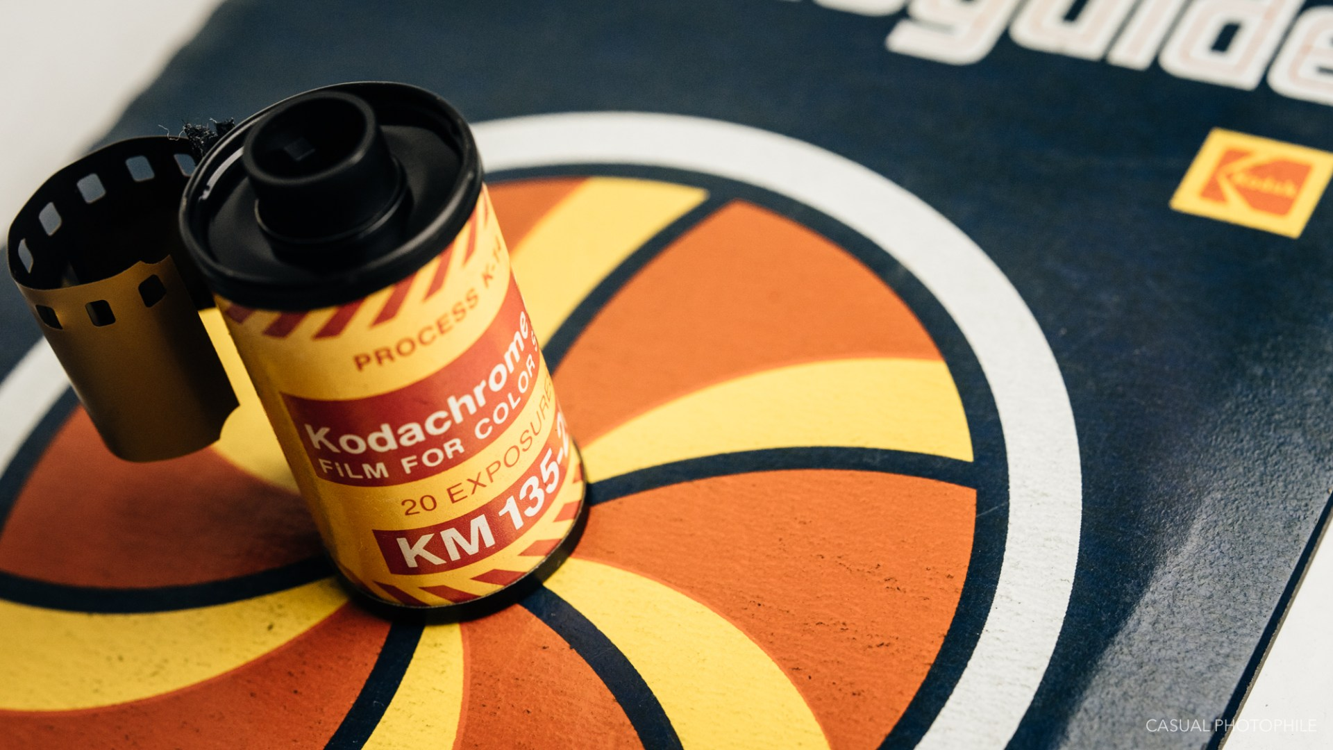 Looking Back at Kodachrome - Kodak's Most Famous Film and