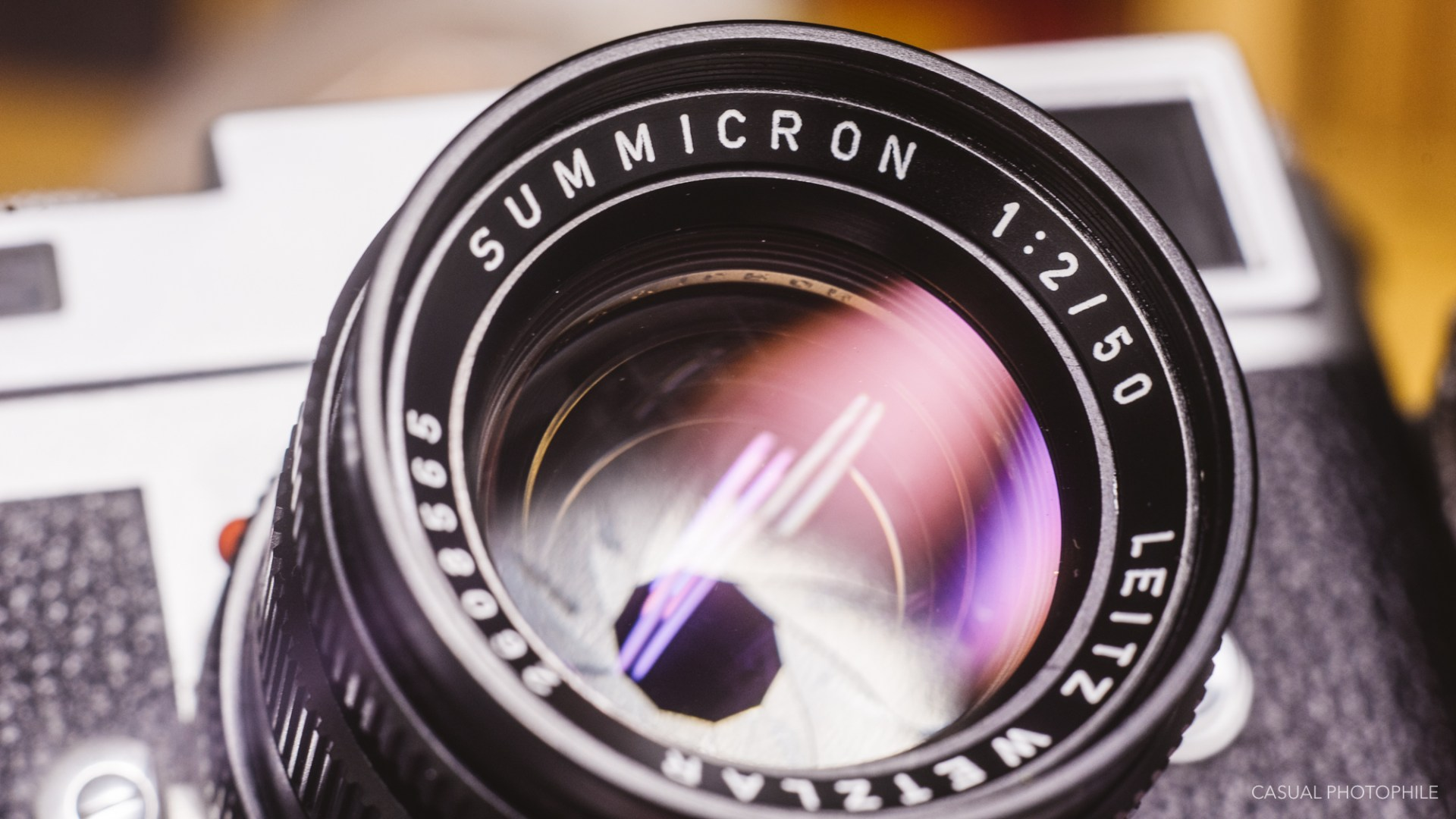 Leica's Worst Summicron 50mm F/2 is one of the Best (and