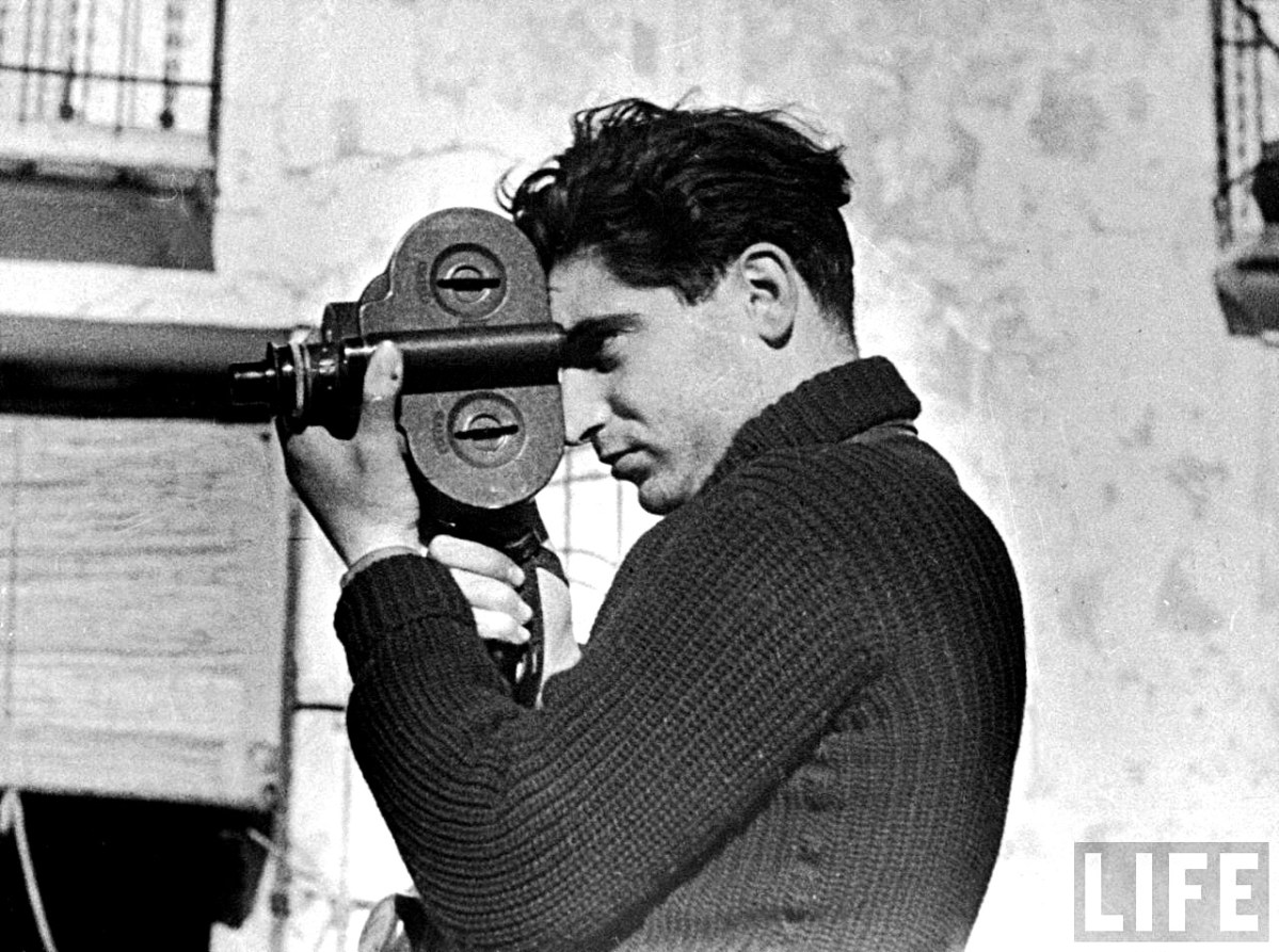Five Favorite Photos - Robert Capa