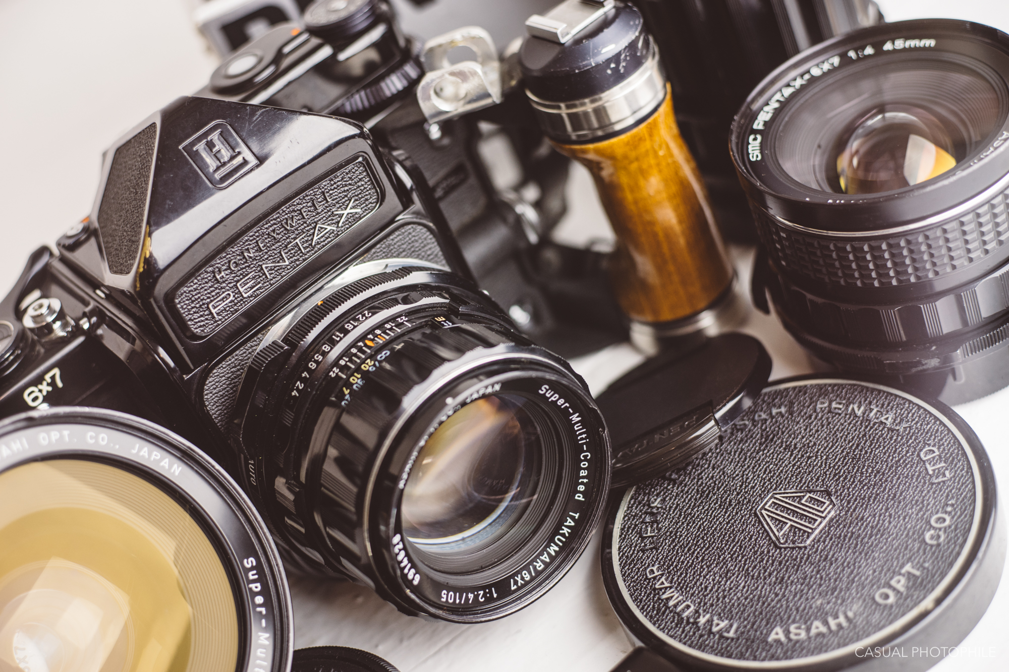 Why Every Photographer Should Try Medium Format