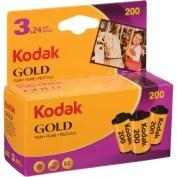 kodak gold 200 box