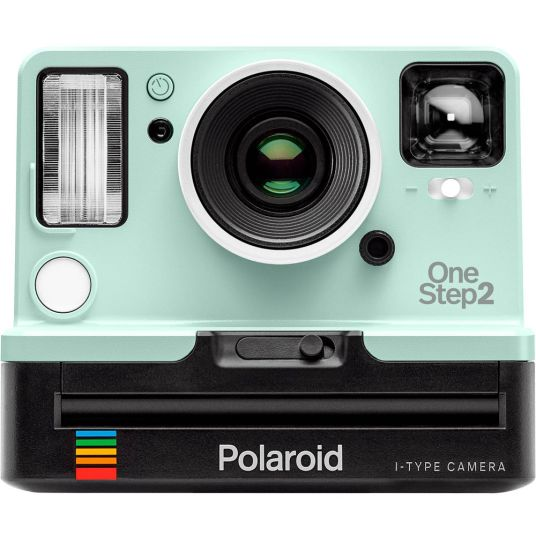 Polaroid originals mint gree