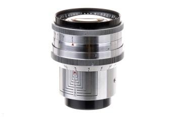 Carl Zeiss Jena Biotar 75mm F:1.5 Series-2