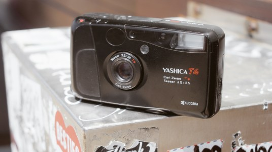 yashica T4 product Josh 2 (4 of 5)