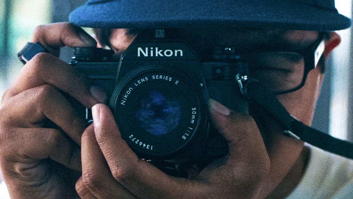 Trying to Care About Film Photography with a Nikon EM