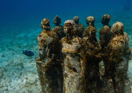 Isla Mujeres fons marí - visitmexico.com
